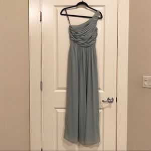 H&M 👗Women's One Shoulder Formal Dress Size 2 NWT